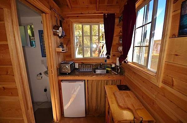 150 Sq Ft Tiny House Vacation In Encinitas California