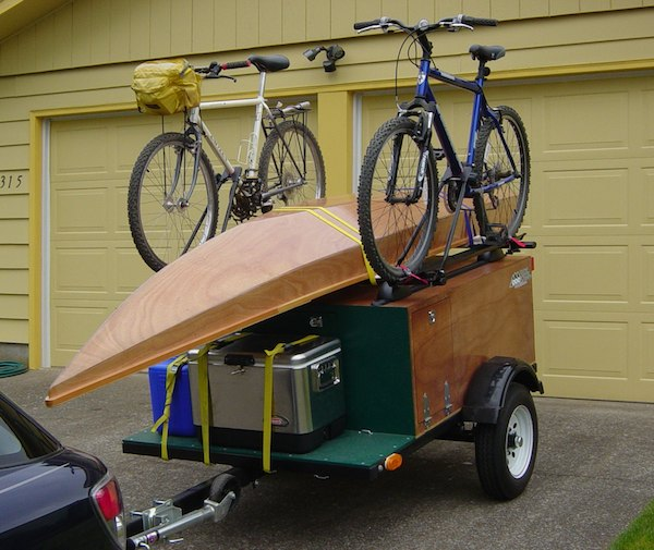 build a camper trailer