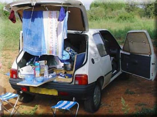 Camping Car Rental Near Me