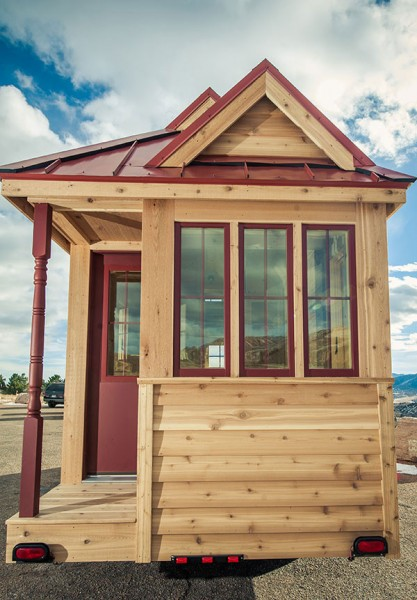 New tumbleweed fencl tiny house on wheels for sale Tiny houses on wheels for sale