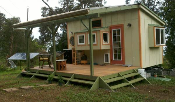 Habitats Hawaii Tiny House Builders