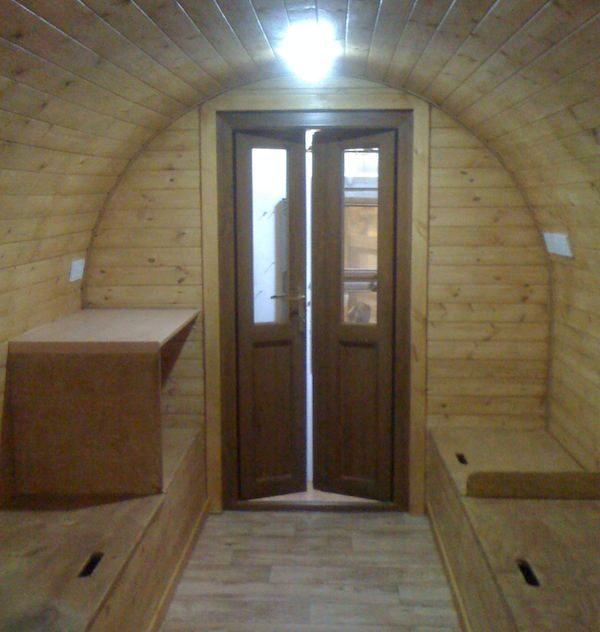 hobbit house microlodge 03   Tiny Houses from Microlodge UK
