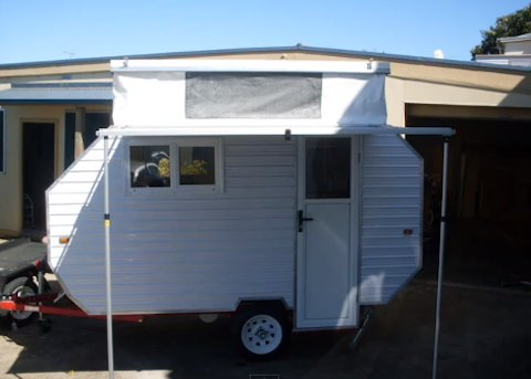 how to build a camper trailer