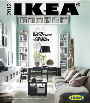 Ikea 39 s 2012 catalog all about small space furniture - Small spaces ikea photos ...