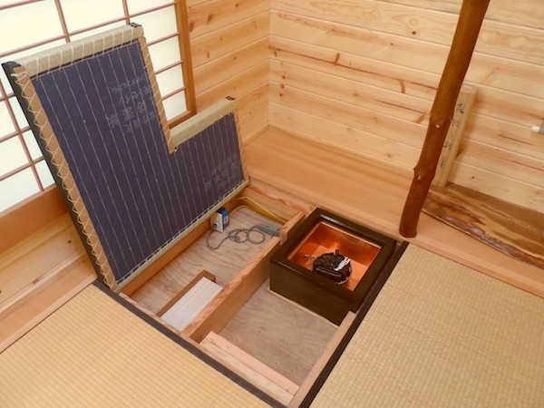 Japanese Style Home your own tea room in a 134 sq. ft. japanese tiny home?