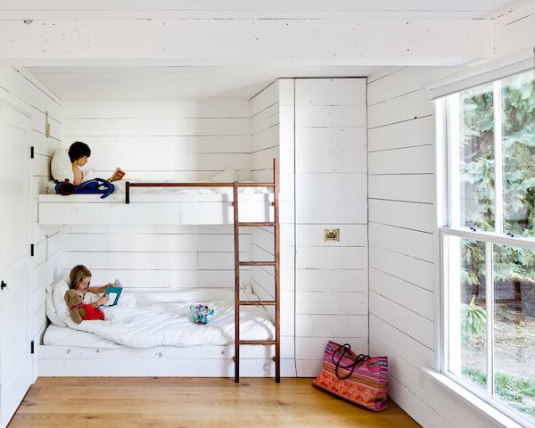 Bunk Beds For A Small Room 10 built-in bunk bed kids rooms - home design photo