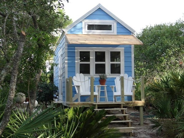 Little Beach Cottage On Wheels By SignaTour Tiny Houses