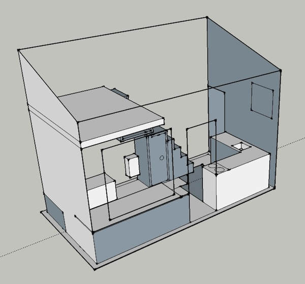 Diy tiny house on a trailer for 5 500 for Diy home floor plans