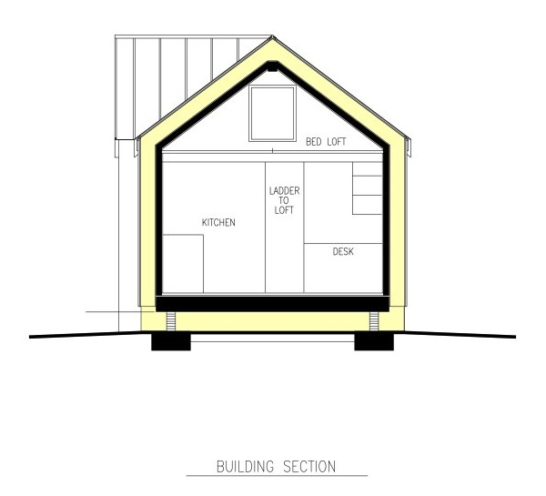 300 Sq Ft Tiny House Plans