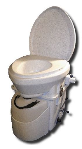Nature's Head Composting Toilets for Tiny Houses