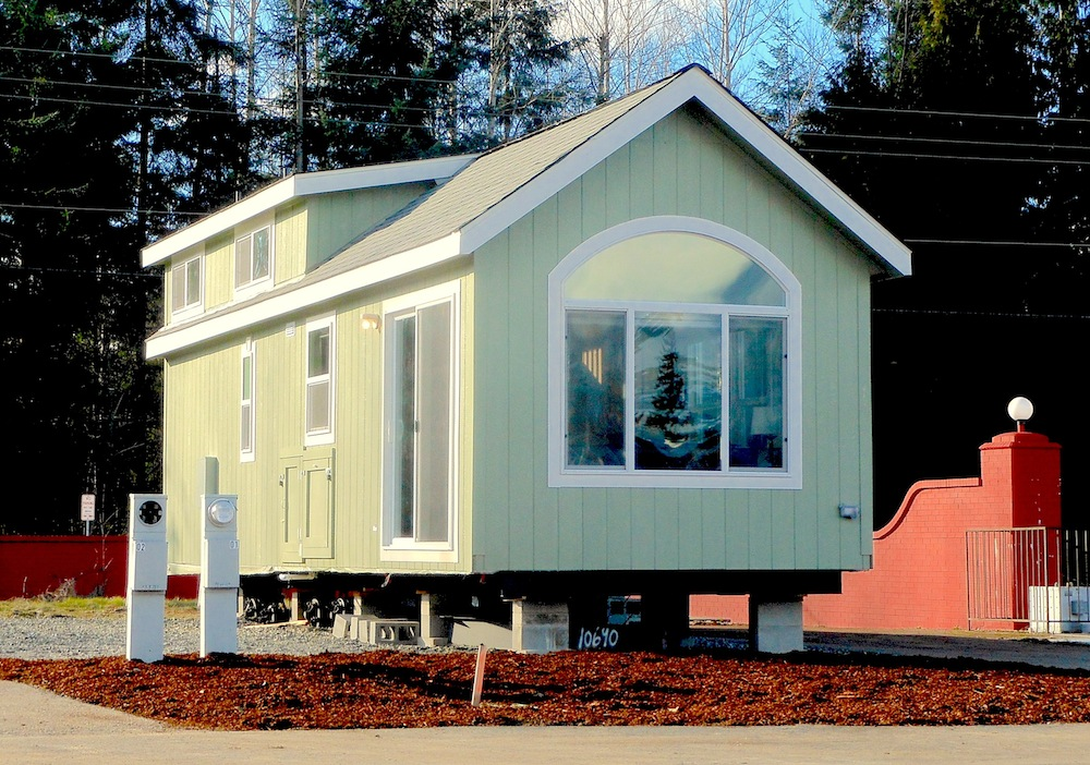 What about park model tiny houses and communities Small home models pictures