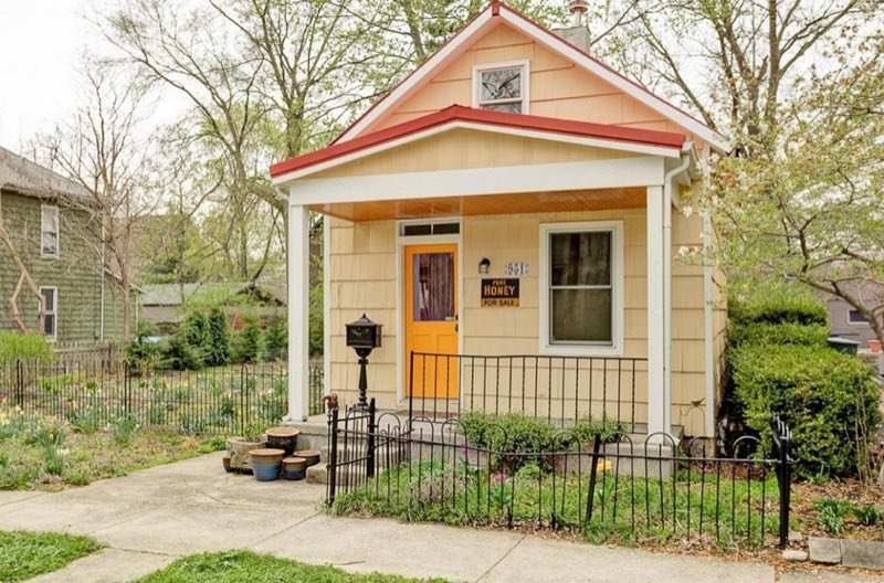 . 750 Sq  Ft  Small Cottage in Columbus  Ohio