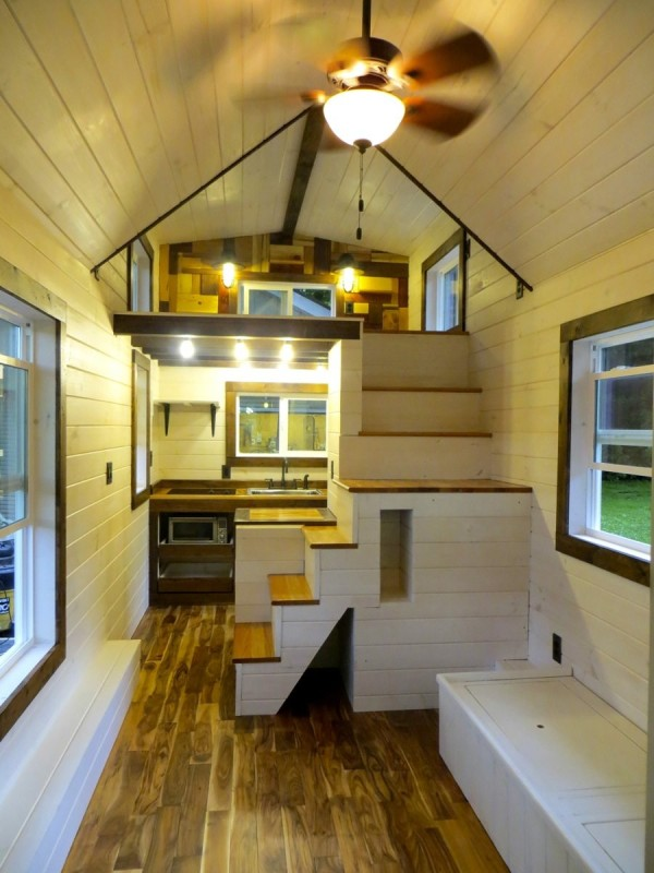 Robins Nest Tiny House Full Tour Photos