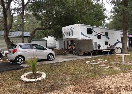 Tiny House Lot Available in Salt Springs, FL ($19k)