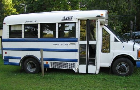 Perfect The Other Day When I Posted The Bus For Sale  Then An RV In An Accident Q How Much Did It Cost? A About $2000 For The Bus, $750 To Have It Delivered From About 300 Miles Away On A Flat Bed, And I Figure Ive Put About $3500 Into The