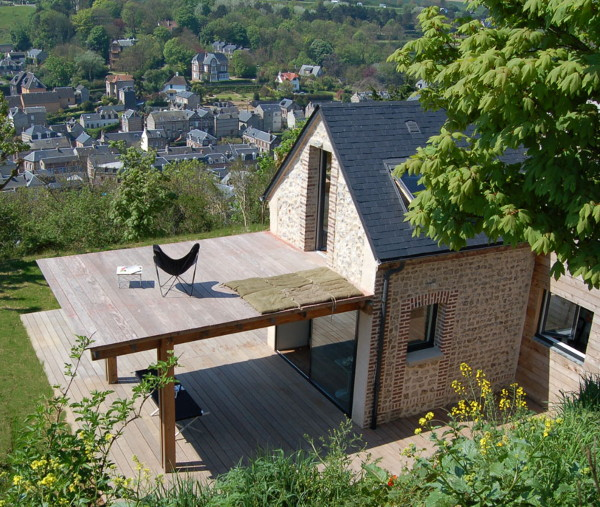 Tiny house with your own rooftop terraces - Casas con terrazas ...