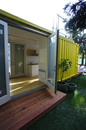shipping container house 10   Top 10 Shipping Container Tiny Houses