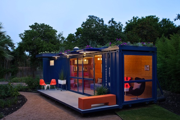 shipping container studio 6   Top 10 Shipping Container Tiny Houses