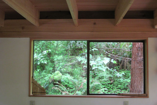 simple japanese inspired tiny house zen cabin in the woods 14   Simple, Japanese Inspired Tiny House.. Zen Cabin in the Woods