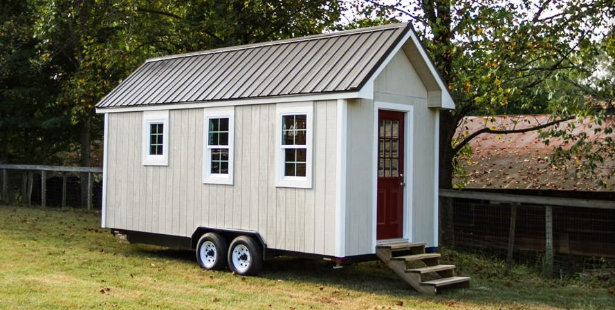 Build your tiny house for 10k affordable tiny house plans for Simple living homes