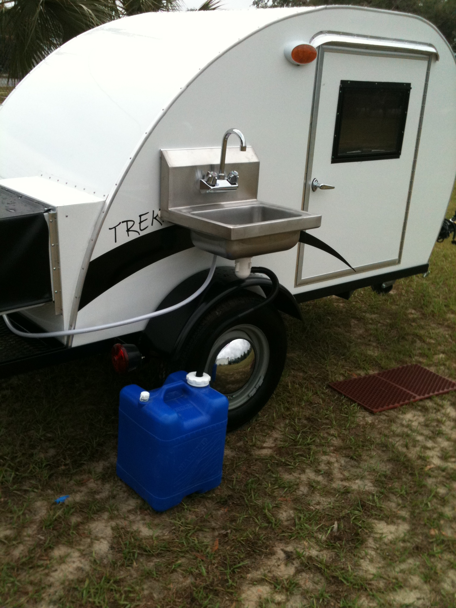 25 Popular Camper Trailer Sink