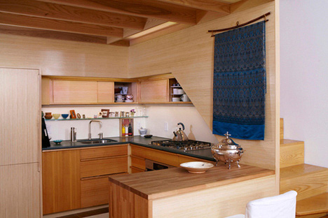 small apartment kitchen   Top 5 Tiny House Designs if you're Single