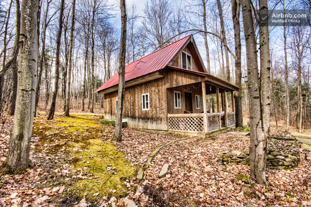 16 tiny houses cabins and cottages you can rent or Tiny cabin