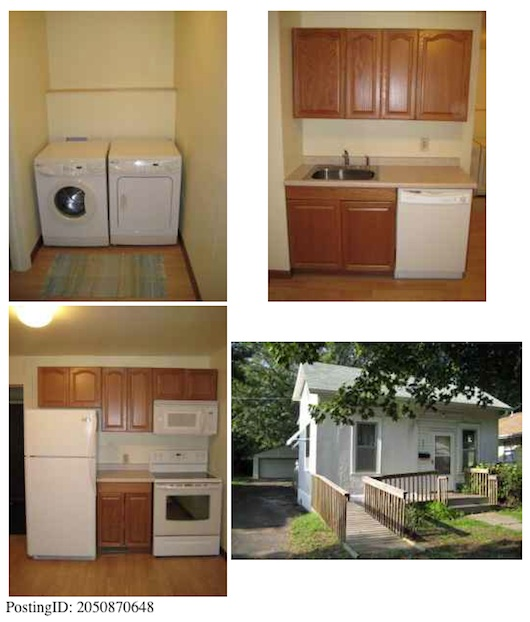 Small House on Craigslist