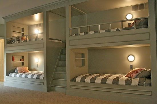 Smallest Bedrooms top 4 small space bedrooms: bunk bed mania