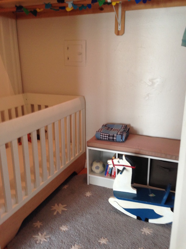 Studio Apartment With Baby life in a studio apartment with my wife and two sons