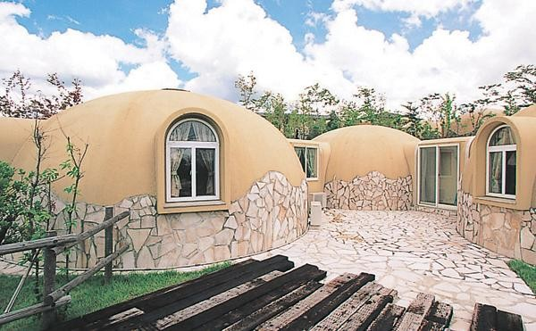 314 Sq Ft Styrodome Tiny Dome Homes