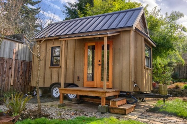 Sweet Pea Tiny House Plans: Big Enough to Start a Family?
