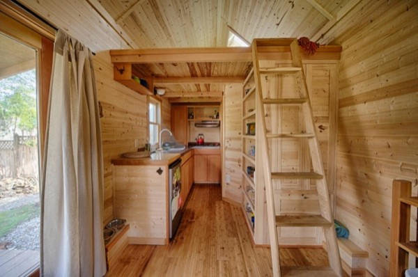 Sweet Pea Tiny House Plans Big Enough to Start a Family