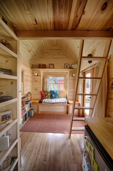 Small Home Plans: Sweet Pea Tiny House Plans: Big Enough To Start A Family?