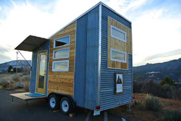 the boulder tiny house 004   The Boulder Tiny House for Sale: $27,350