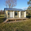 The Tin Can Cabin: A Shipping Container Tiny Home
