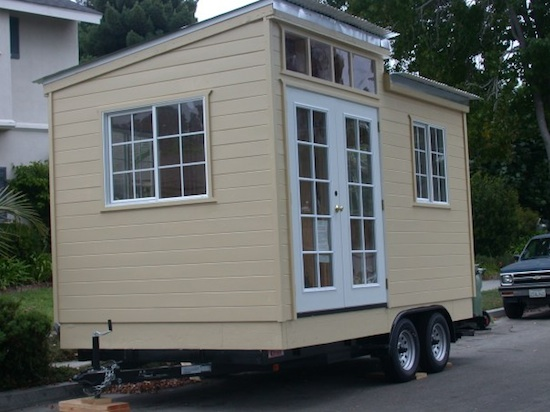 tiny house by marc hyman of custom caibns   Interview with tiny house builder Marc Hyman