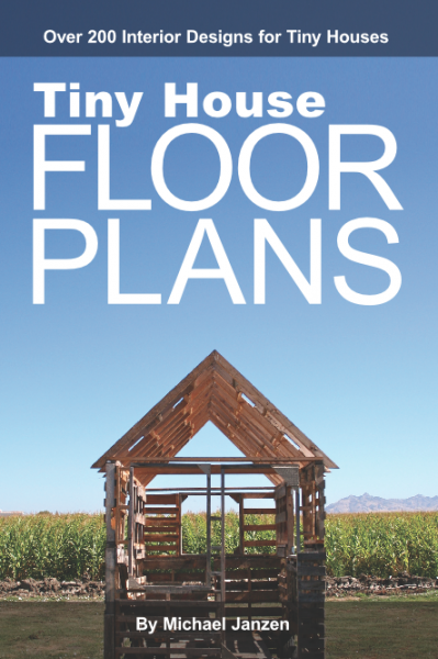My top 7 tiny house books for 2013 for House floor plan books