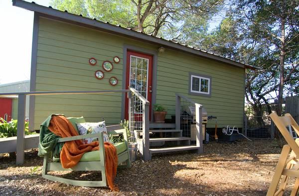 tiny houses austin. 250 Sq Ft Couples Tiny House For Sale Near Austin TX Houses