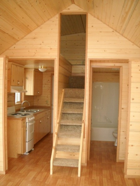 tiny house on roids 03 450x600 - Largest Tiny House On Wheels