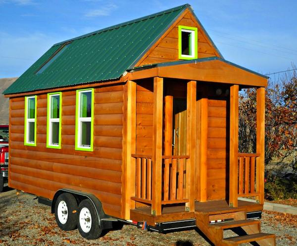 Little Houses For Sale then san francisco came out with a ridiculously minuscule 160 square foot apartment now theres a 128 square foot house for sale in dover ark Tiny House For Sale In Payson Utah