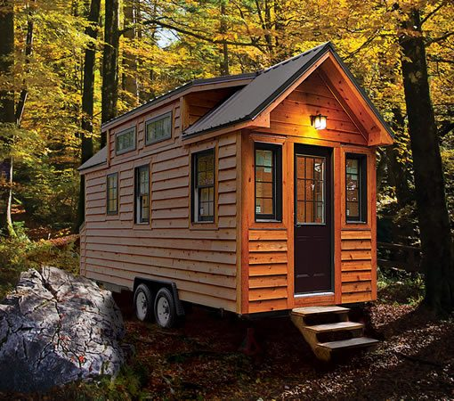 Considering Living in a Tiny Home    Porches and House