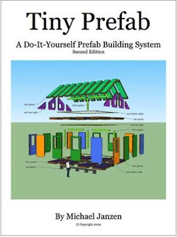 DIY Prefab Building System for Tiny Houses