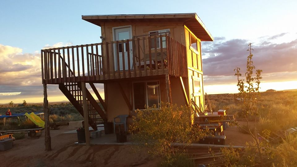 288 sq ft solar cabin for sale on 2 acres - Small Cabins For Sale 2
