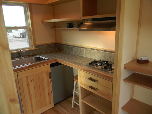 Top 10 Tiny House Kitchens 02