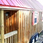 Travis Tiny House Lusby Build