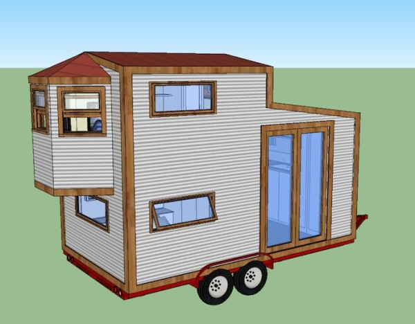 Tuckerbox tiny house and designing your perfect tiny home for Micro home designs