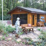 Retired Army General's Getaway Tiny Cabin