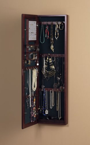 Jewelry Storage for Small Spaces: Fits in your Tiny House or Cottage