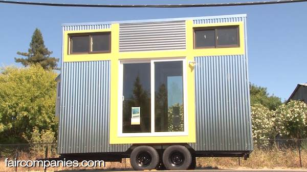 We the Tiny House People, a documentary by Kirsten Dirksen on the Tiny House Movement